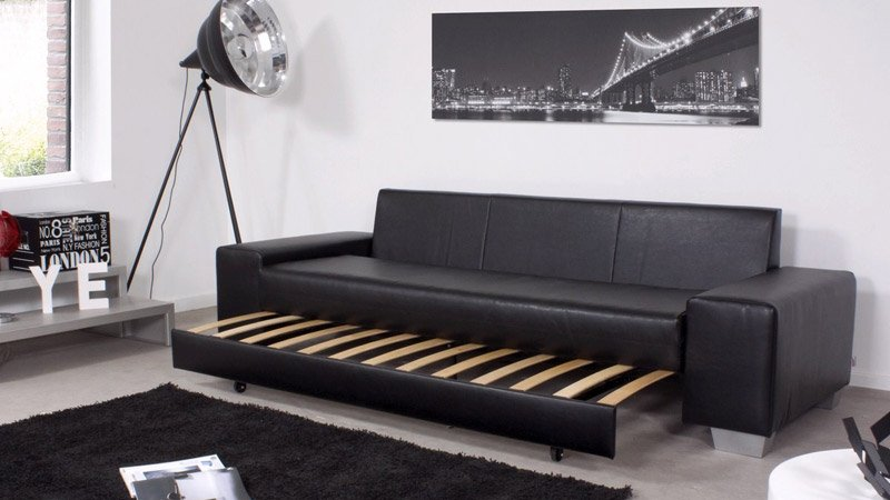 Consejos para una habitaci n de invitados decoraci n del for Sofa cama para habitacion juvenil
