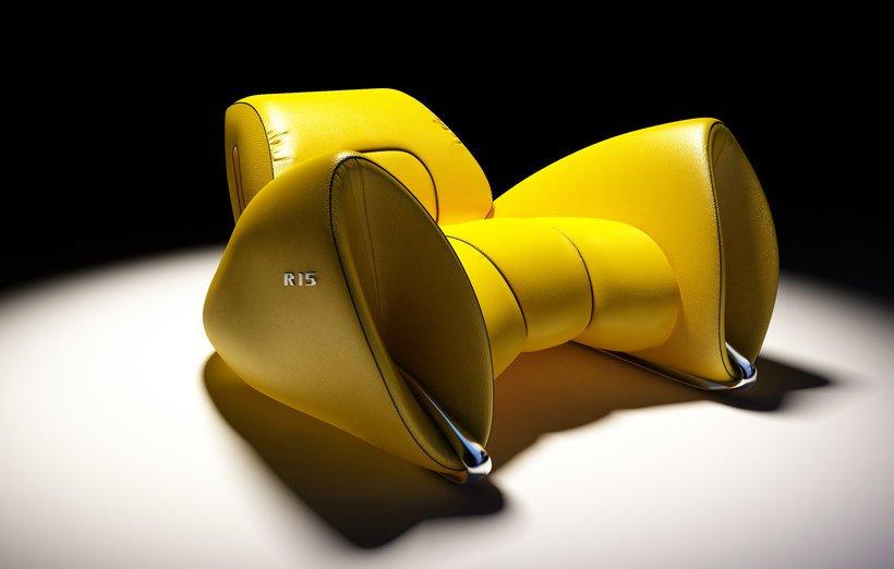 Sof ultrafuturista r15 decoraci n del hogar - Sofas de diseno moderno ...