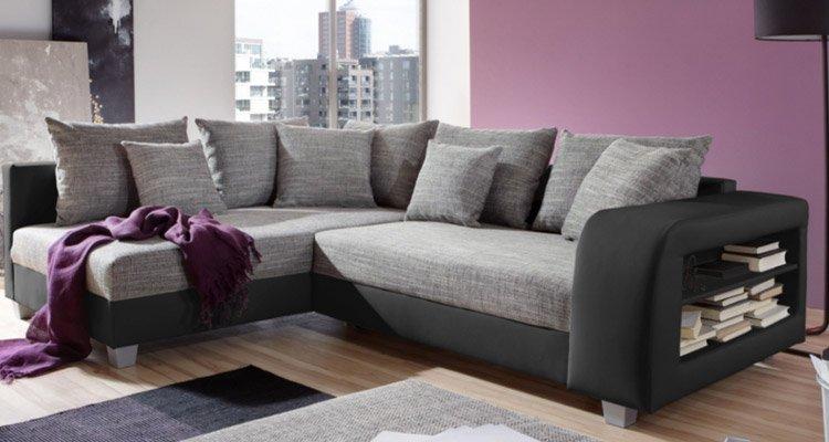 Renovar el sof por poco dinero decoraci n del hogar for Sillones en l baratos
