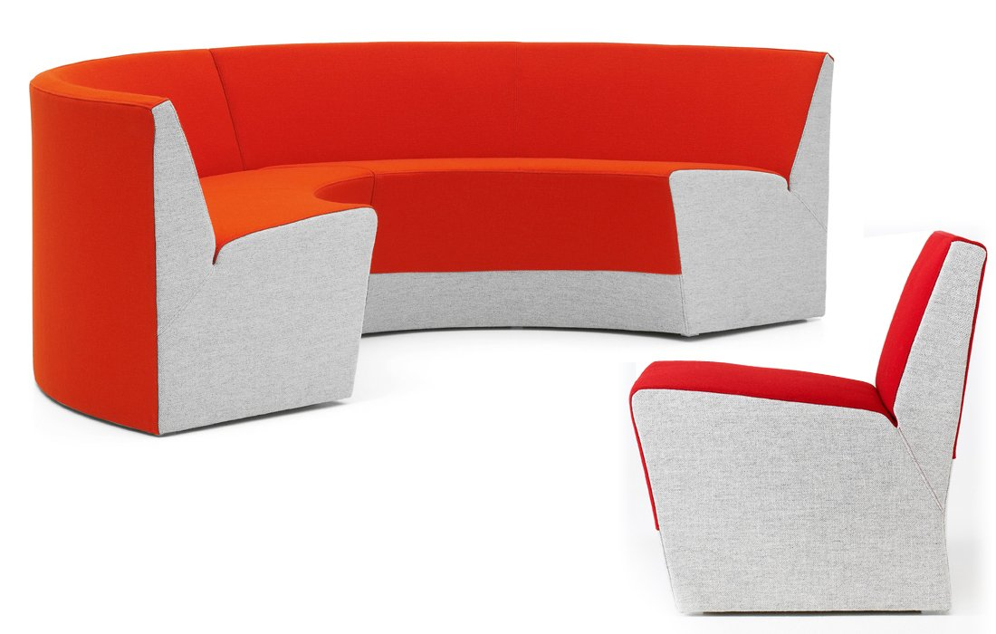 sofs y sillones de diseo offecct - Sillones Diseo