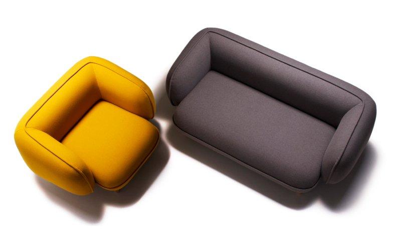 sofs y sillones de diseo - Sofas De Diseo