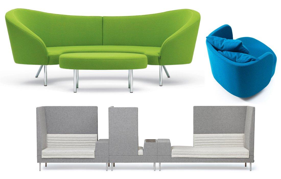 sofs y sillones de diseo de la firma offecct - Sillones Diseo