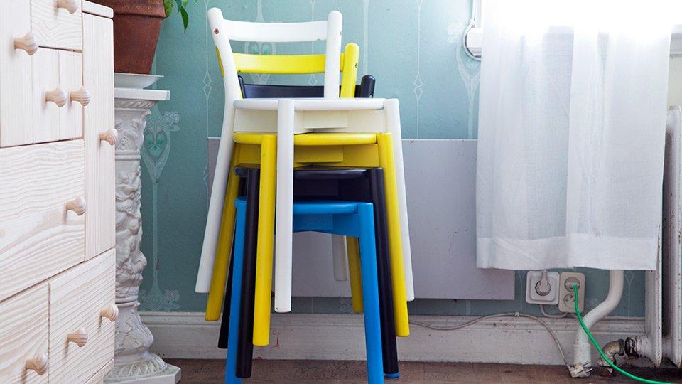 Sillas de la nueva colecci n ikea ps 2012 decoraci n del - Ikea silla markus ...