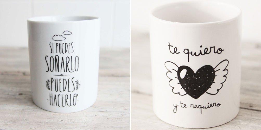 Originales tazas de mr wonderful decoraci n del hogar - Tazas de cafe de diseno ...