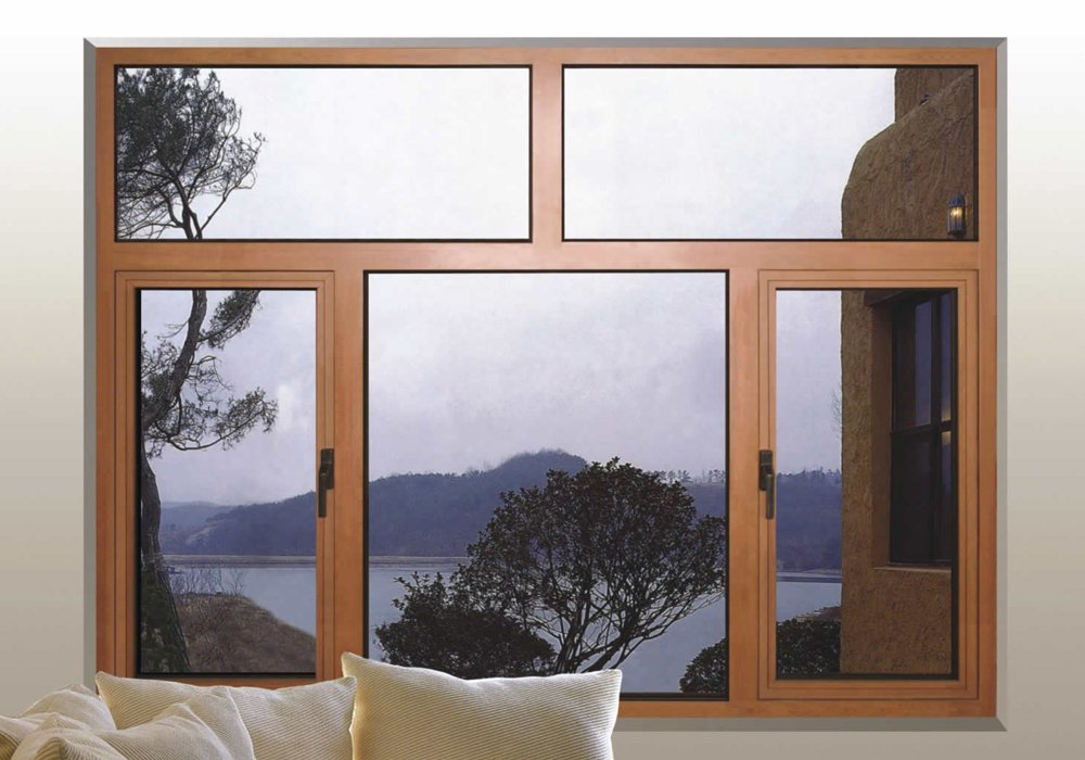 Tipos de materiales para ventanas decoraci n del hogar for Ventanas de pvc tipo madera