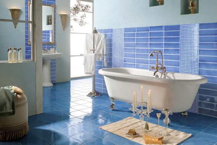 Decoracion Baño Grande:Tres estilos para redecorar tu cuarto de baño Decoración del hogar