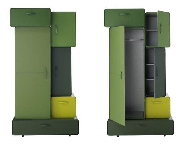 Armarios De Baño Originales:galería de fotos de los armarios valises de casamania