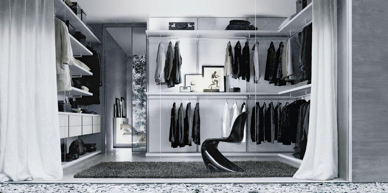 vestidores del dise ador giuseppe bavuso decoraci n del hogar. Black Bedroom Furniture Sets. Home Design Ideas