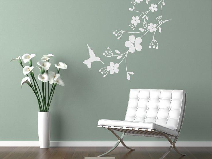 Vinilos que respetan el medio ambiente decoraci n del hogar - Stickers muraux grand format ...