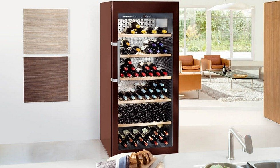 Las cocinas de dise o de banni decoraci n del hogar - Diseno de vinotecas ...