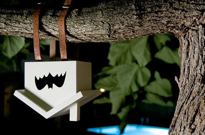 Casa Mus, inspirada en los murciélagos (1)