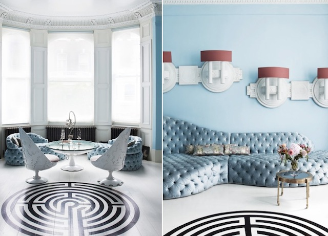 Casa neo barroca londinense (1)