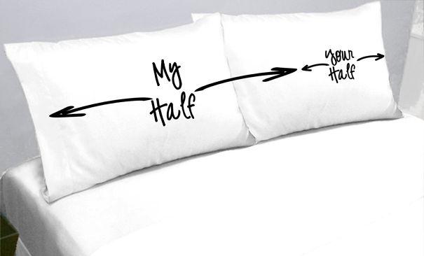 Cojines y almohadas creativas