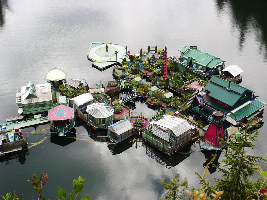 Como construir un pueblo flotante en 20 anos (2)