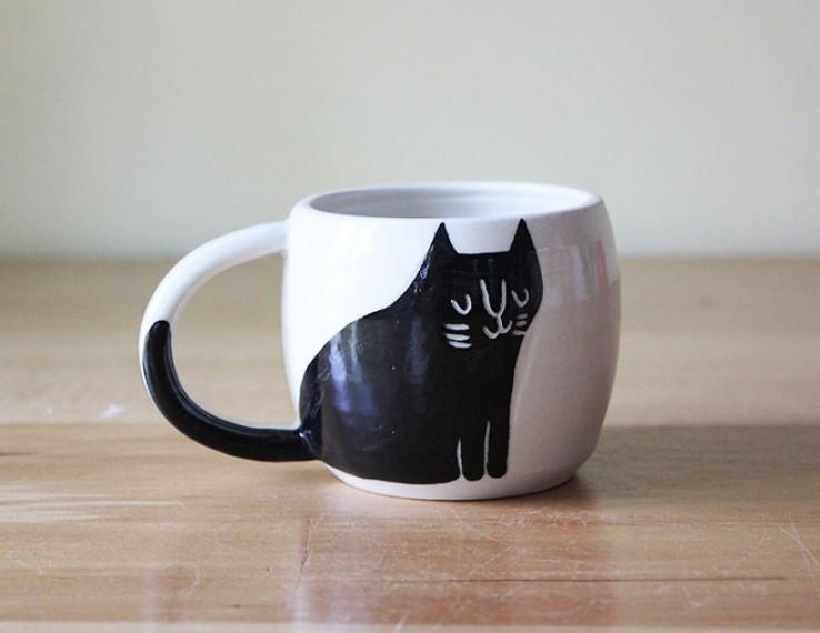Delicados accesorios de ceramica de animales (3)