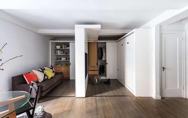 Diseno que convierte dos habitaciones en una (1)