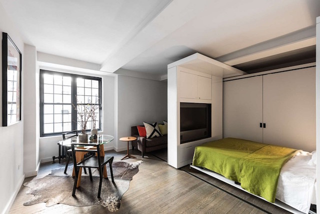 Diseno que convierte dos habitaciones en una (2)