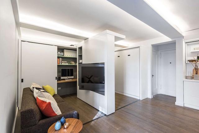 Diseno que convierte dos habitaciones en una (3)