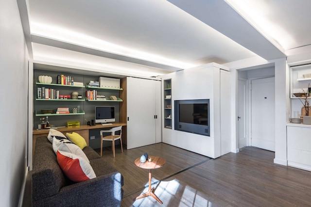 Diseno que convierte dos habitaciones en una (5)