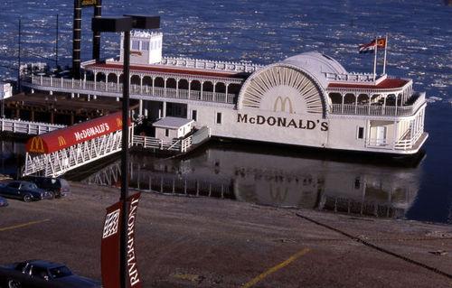 McDonald`s originales del mundo