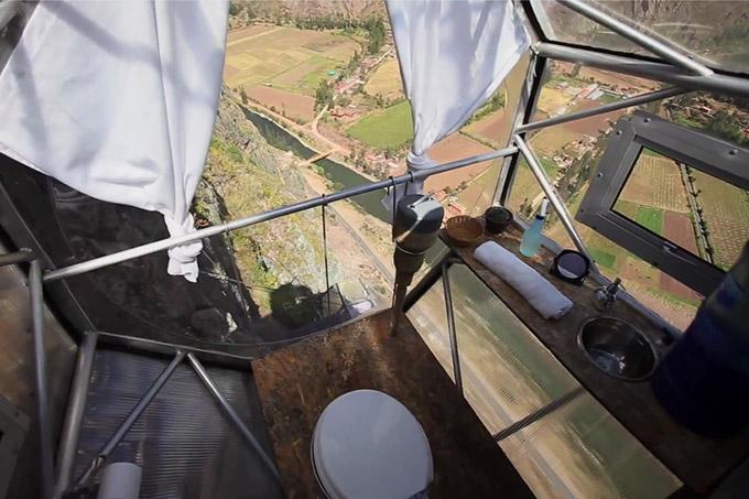 Modulos transparentes para dormir en la montana (9)