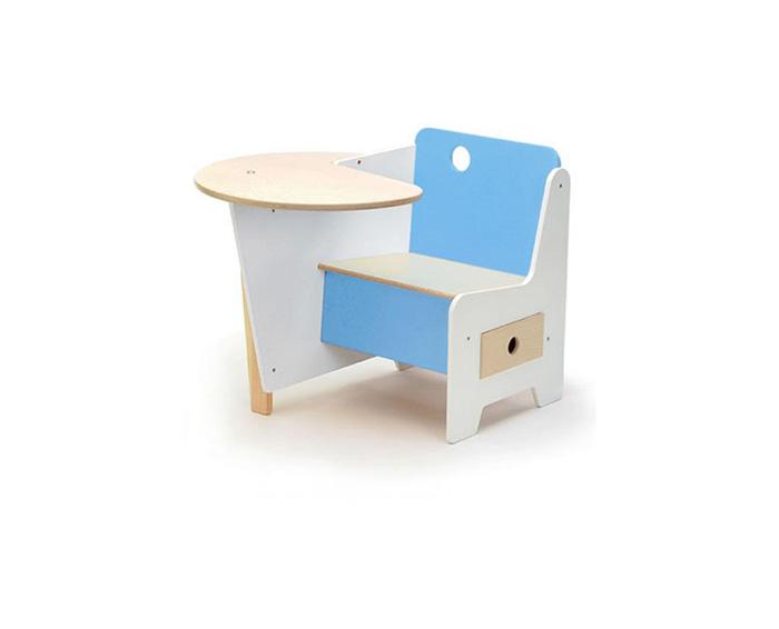 Muebles infantiles artesanales creados por roberto gil i for Pegatinas infantiles para muebles